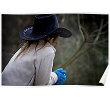 country girl Poster