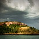 Storm over Naturalist's Is. by Tim Wootton