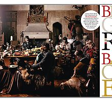 Rolling Stone Magazine-Beggars Banquet by anjan33