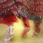 The Jingle Dress Dance by CarolM