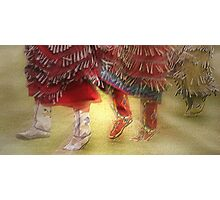 The Jingle Dress Dance Photographic Print