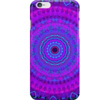 Purple Psyche Mandala iPhone Case/Skin