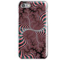 Crimson Paths iPhone Case/Skin