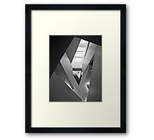 Ian Potter Gallery, Federation Square, Melbourne Framed Print