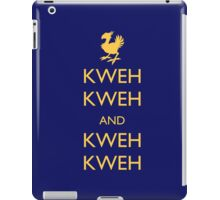 Keep Calm Chocobo iPad Case/Skin