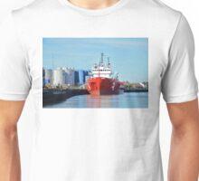 Supply Vessel Far Grimshader Unisex T-Shirt