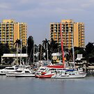 Hotels and Harbor  by LGLProduction