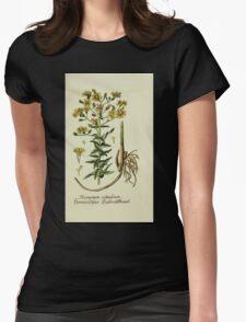 Plantarum Indigenarum et Exoticarum - Lukas Hochenleitter und Kompagnie 1788 - 212 Womens Fitted T-Shirt