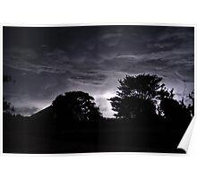One dark and stormy night Poster