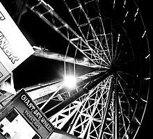 Sky Wheel by gigglemonster