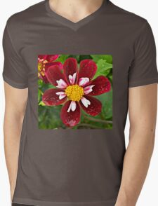 Petals Mens V-Neck T-Shirt