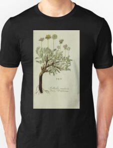 Plantarum Indigenarum et Exoticarum - Lukas Hochenleitter und Kompagnie 1788 - 427 Unisex T-Shirt