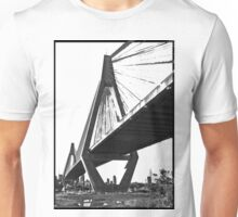 Anzac Bridge Unisex T-Shirt