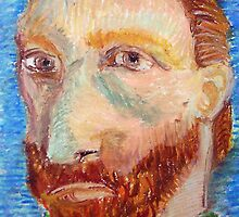 study of Van Gogh by Ongie