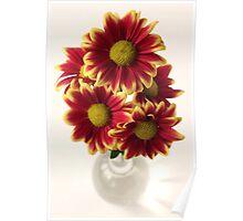 chrysanthems Poster