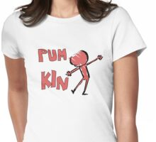 PUM KIN Womens Fitted T-Shirt