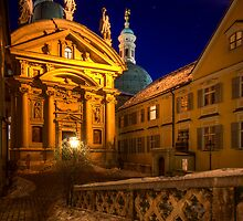 Church of Catherine by Delfino