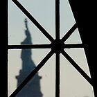 Liberty Window (New York) by BGpix