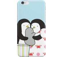 Penguin Family iPhone Case/Skin