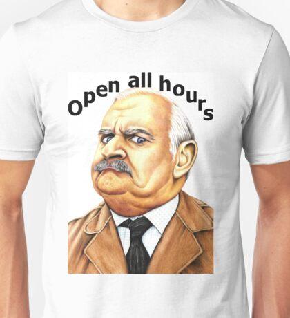 Open all hours t-shirt Unisex T-Shirt