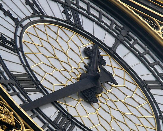 Big Ben Up Close (England) by BGpix