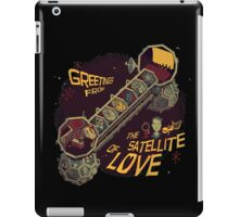 Mystery Science Theater 3000 (MST3K) iPad Case/Skin