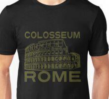 COLOSSEUM, ROME Unisex T-Shirt