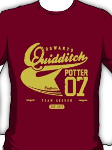 Potter Quidditch 07 T-Shirt