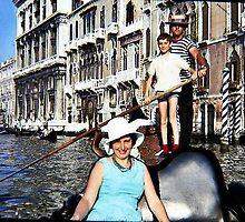 Venice 1968 by Gilberte