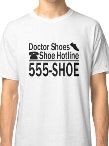 555-SHOE Classic T-Shirt