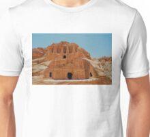 Tomb Of The Obelisks Petra Unisex T-Shirt