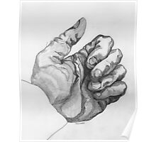 Left Hand - (Hi-Res) Poster