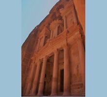 The Treasury At Petra Unisex T-Shirt