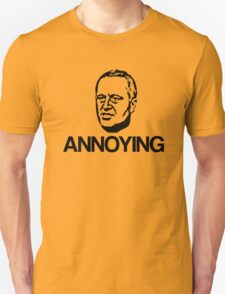 John Key. Annoying. T-Shirt