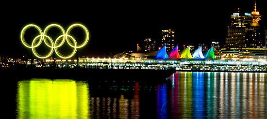 Vancouver Olympics 2010  by adriangeronimo