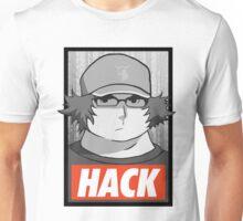Supah Hackah Unisex T-Shirt