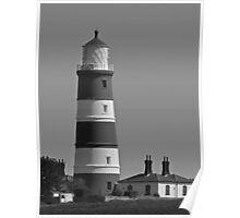 The Lighthouse Happisburgh Norfolk Poster