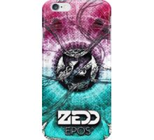 Zedd Epos iPhone Case/Skin