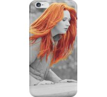 Karen With Hair Like Fire iPhone Case/Skin