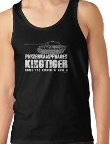 KINGTIGER TANK Tank Top