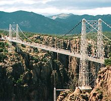 Royal Gorge Bridge- Colorado by johntbell