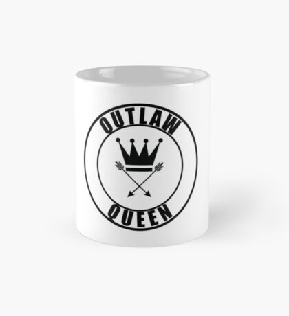 Once Upon a Time - Outlaw Queen Mug