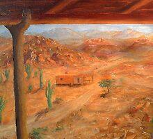 El Rancho Quartet A by Lowell Smith