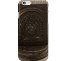 old fireplace iPhone Case/Skin