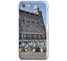 Princess Street  iPhone Case/Skin