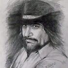Waylon Jennings  by A. F. Branco