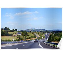 French Country Side Poster