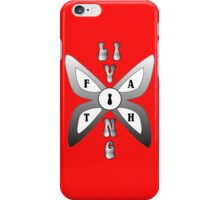 Living faith iPhone Case/Skin