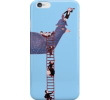 Bird Rescue Boat iPhone Case/Skin