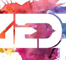 Zedd Splash Sticker